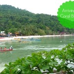 Welcome to Coral Beach in the Perhentian Islands