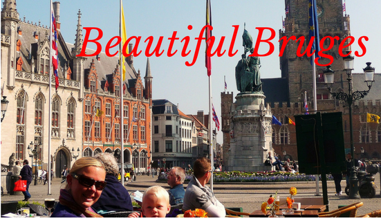 Throwback Thursday-Our Bruges bicycle tour