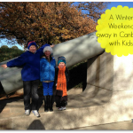 Guest Post  –  A Winter Getaway: Canberra with Kids