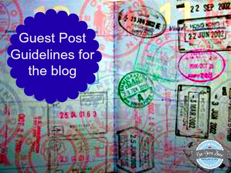 Guest Post Guidelines - Gee You're Brave