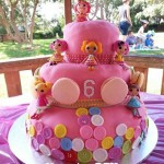 How to make a DIY Lalaloopsy Birthday Cake