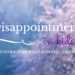 Gee You're Brave Kids – Disappointment