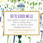 The New Off to School We Go 2015 Series