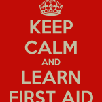 Could you save a life? Do you know First Aid?