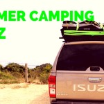 Tips for Summer Camping in Oz