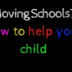 Moving schools – how to help your child