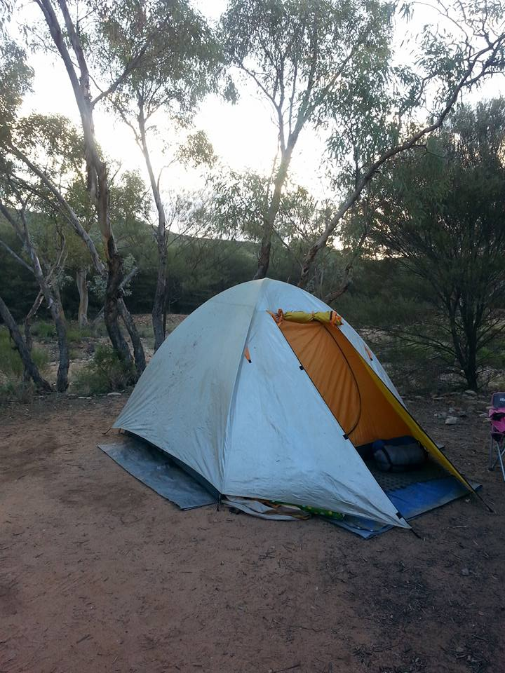 Choose a small tent & Top tips for camping in a tent in the Aussie Winter with Kids ...