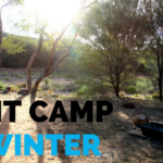 Top tips for camping in a tent in the Aussie Winter with Kids