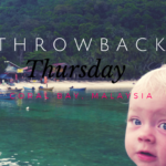 Throwback Thursday Perhentian Islands Malaysia