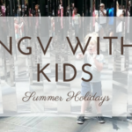 Summer and Kids at the NGV Melbourne