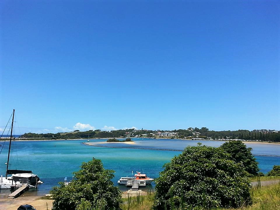 view over narooma