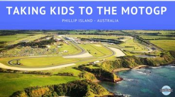 Tips for taking kids to the MotoGrand Prix – Phillip Island